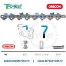 Rola lant Oregon pixel 95TXL-100R SpeedCut 30,5m, pas 325, canal 1,3
