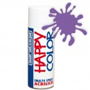 "Vopsea spray ""HAPPY COLOR"" acrilic ALBASTRU LILA RAL 4005 400ml"