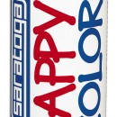 "Vopsea spray ""HAPPY COLOR"" acrilic ALUMINIU 400ml"