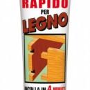 Adeziv transparent pentru lemn UNIVIL RAPID - 150gr