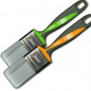 Pensula SAURO® MUTIIUSO cu peri fibra Matrix Silver - latime 30mm