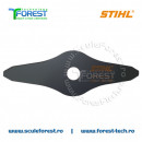Disc (cutit) motocoasa Stihl pt.iarba,260mm,2 aripi   SculeForest