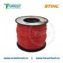 Fir motocoasa Stihl 2.7 mm (damil) la rola 208m | SculeForest.ro
