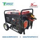 Generator sudura monofazic 3.9kW Rotakt ROGS190, benzina