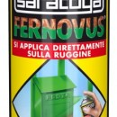 Spray vopsea gel FERNOVUS cu mica - 400 ml - culoare gri grafit