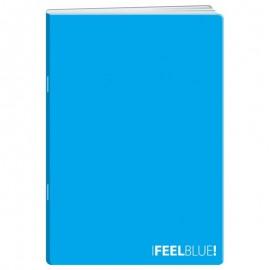 Caiet format A4 hartie 80g/m2, 42 file coperta plastic (PP) color FEEL - Dictando