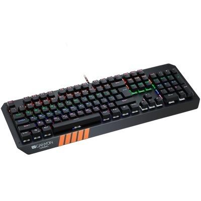 Tastatura iluminata Canyon CND-SKB6