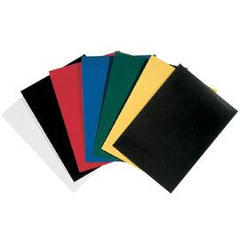 Coperti indosariere A4 carton color imitatie piele