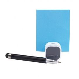 Pix cu touch si suport carte vizita/ memo holder si stregator ecran personalizabil