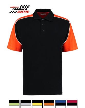 Tricou Polo Formula Racing Monaco personalizabil