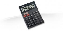 Calculator Canon AS-120 cu 12 cifre, cu design arcuit