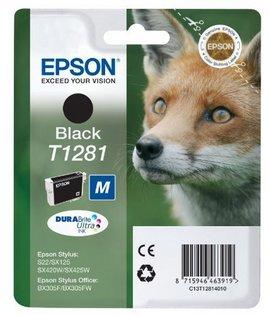 Cartus cerneala Epson T1281 Negru