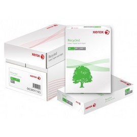 Hartie copiator A4, 80 g/mp reciclata Xerox