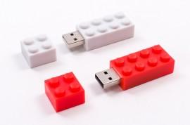 USB personalizabil in forma de lego FS43