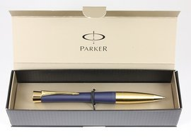 Set stilou + pix Parker Urban Navy GT in caseta cadou