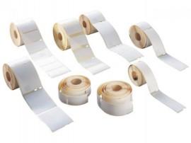 Etichete hartie alba compatibile Dymo LW, 89x28 mm, 260 buc/rola - 99010X