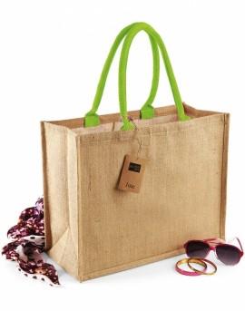 Sacosa iuta Classic Shopper personalizabila