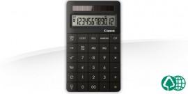 Calculator birou premium 12 digiti Canon X Mark II Recycled