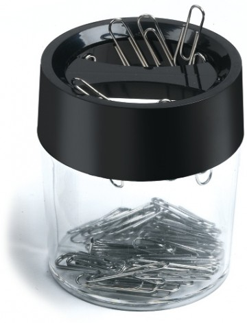 Dispenser magnetic pentru agrafe Artiglio