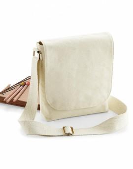 Geanta umar FairTrade Cotton Canvas Mini Messenger personalizabila
