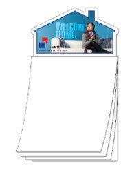 Notepad magnetic pentru frigider personalizabil