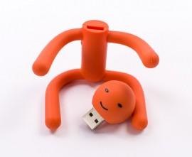 USB personalizabil in forma de suport omulet FS51