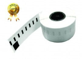 Etichete hartie alba compatibile Dymo LW, 89x28 mm, 130 buc/rola - 99010