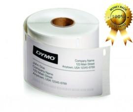 Etichete hartie alba pentru aparate Dymo LW, 101x54 mm, 220 buc/rola - 99014