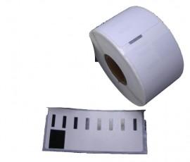 Etichete PLASTIC pentru Dymo 101mm x 54mm