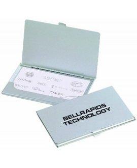 Suport carti vizita metal personalizabil