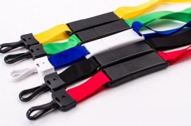 USB tip lanyard personalizabil LN01