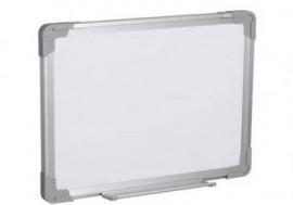 Whiteboard magnetic cu rama de aluminiu 90 x 120cm