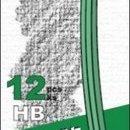 Set 12 creioane flexibile HB cu radiera Koh-I-Noor