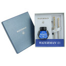 Set stilou si pix Waterman Hemisphere SS GT cu calimara in cutie Cadou
