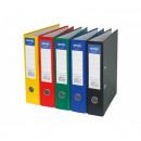 Biblioraft plastifiat color, cotor 7.5 cm