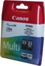 Set cartuse Color+Black Canon PG540/CL541