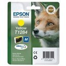 Cartus cerneala Epson T1284 Yellow