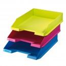 Tavita pentru documente Herlitz Color Blocking