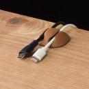 Mix 6 suporti silicon fixare cabluri CABLE CANDY