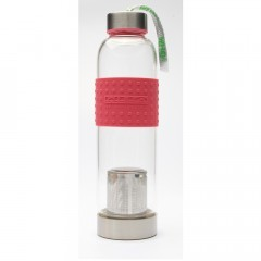 My tea bottle 550 ml- Fuchsia