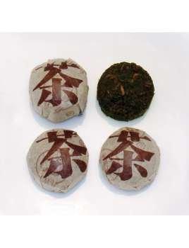 Pu-Erh Tuocha - Mini Teacake