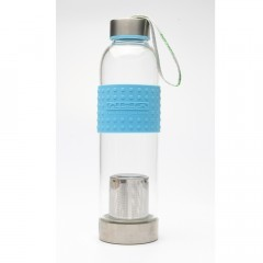 Poze My tea bottle 550 ml - Turquoise