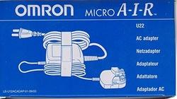 Adaptor de Retea Omron Pentru Aparat Aerosoli U22