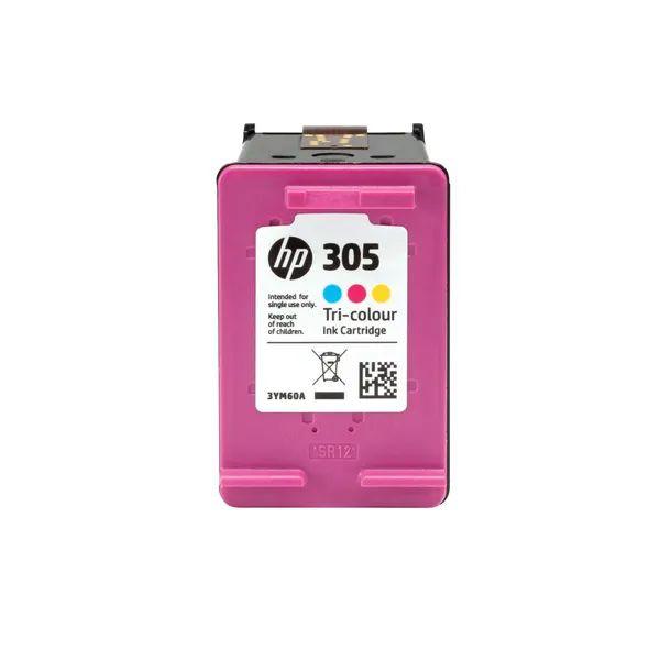 Video - Tutorial reumplere cartus HP 305 / 305XL color