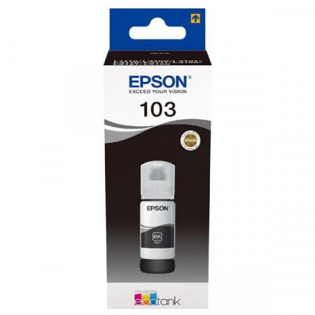 Cartus cerneala neagra Epson 103 C13T00S14A 65ml Originala