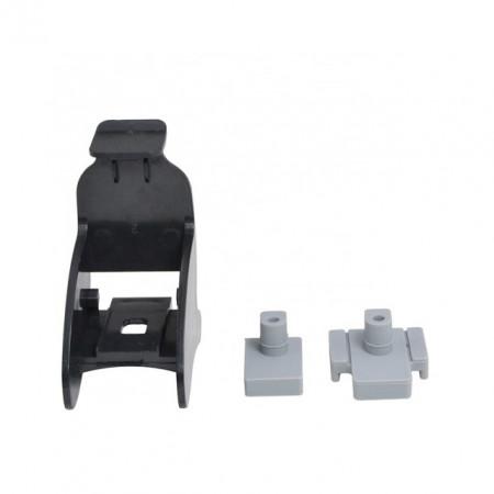 Kit amorsare / desfundare cartuse HP 302 / 302XL Negru si Color