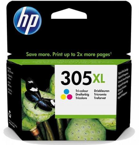 Cartus original HP 305 3YM63AE color 240 pagini