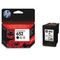 Cartus original HP 652 negru F6V25AE
