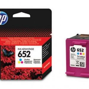 Cartus original HP 652 color F6V24AE tricolor