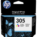 Cartus original HP 305 3YM60AE Color 120 pagini